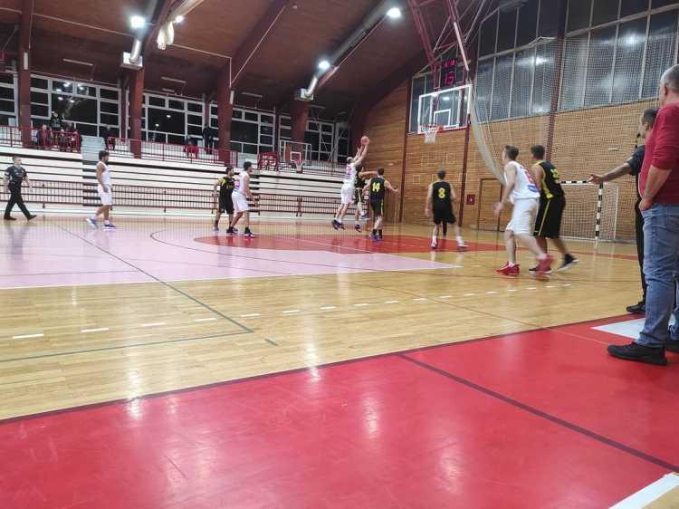 Košarkaši Požege poraženi na gostovanju u Belišću