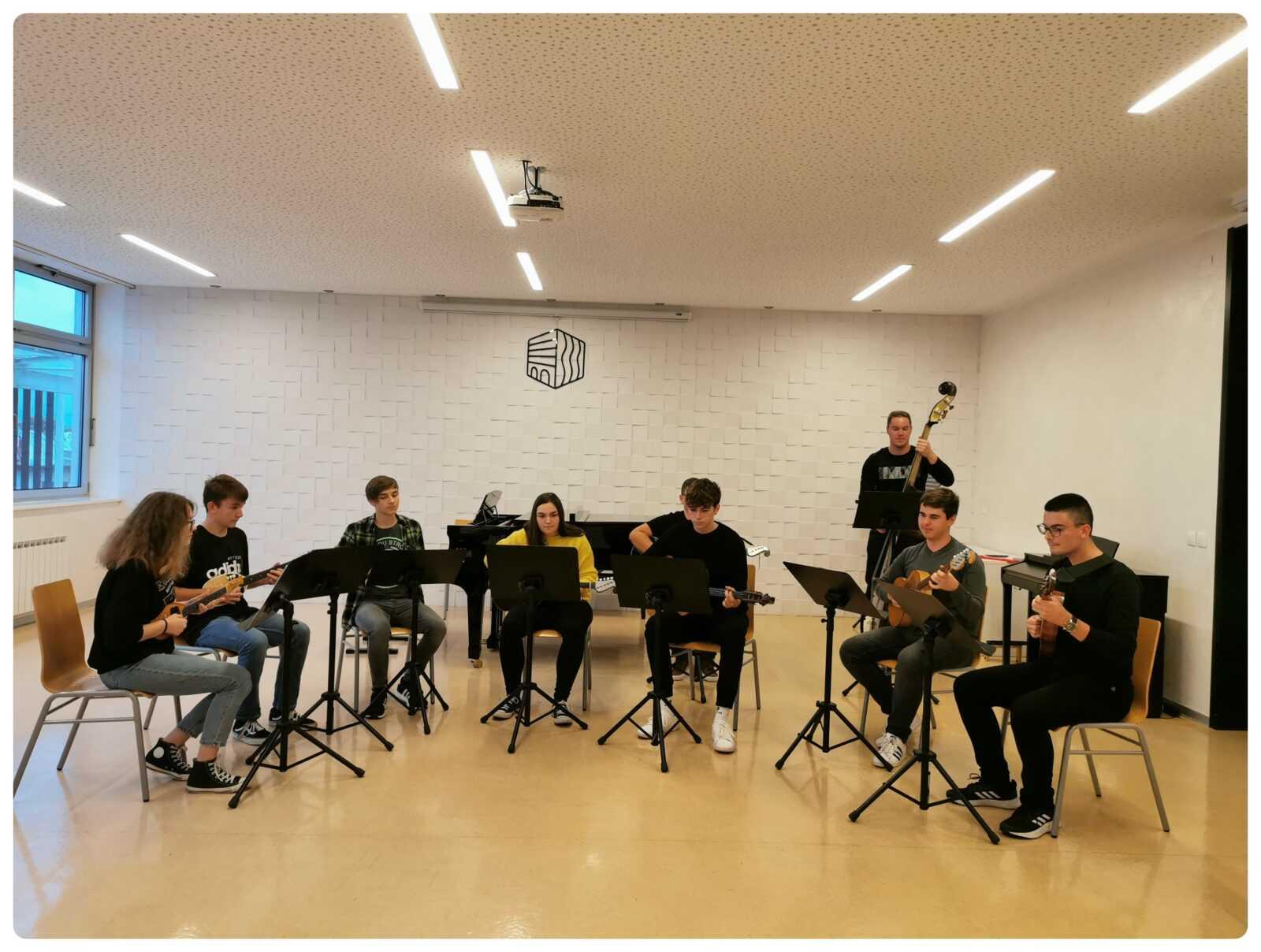Održano školsko natjecanje u Glazbenoj školi Požega