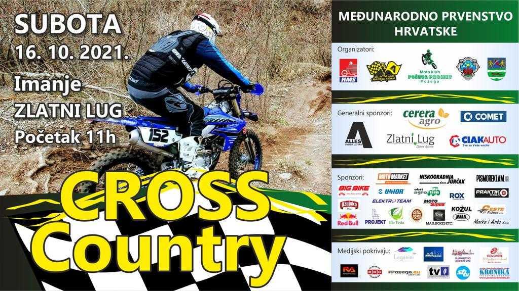 Čak dvije utrke Otvorenog prvenstva Hrvatske u motocrossu ovog vikenda u Požegi!